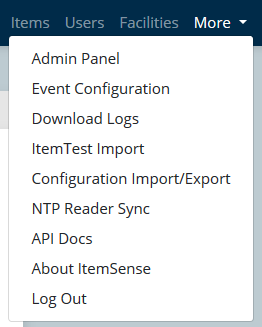 How do I capture logging events from ItemSense? – Impinj